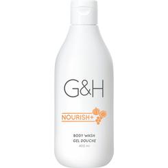 G&H ナリッシュ+ ボディウオッシュ 400mL