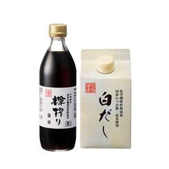 【10円基金対象】こだわり素材の和調味料セット