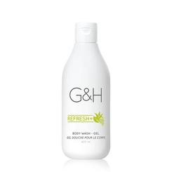 G&H リフレッシュ+ ボディウオッシュ ジェル