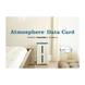 アトモスフィア空気清浄機 S データカード