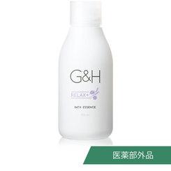 G&H リラックス+ バスエッセンス