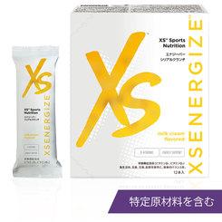 XS Sports Nutrition エナジーバーシリアルクランチ