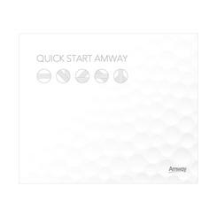 QUICK START AMWAY フリップチャート
