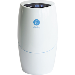 eSpring浄水器Ⅱ(ビルトイン型 5年保証付き)交換用カートリッジ(フィルター)定期配送付き アップグレード 無料引き取りサービス付き