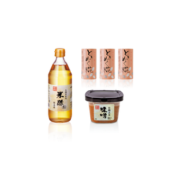 【10円基金対象】発酵食品セット
