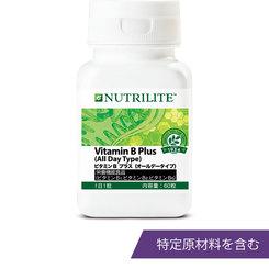 ニュートリライト ビタミンB プラス(オールデータイプ)