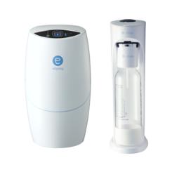 eSodaソーダメーカー付きイースプリング浄水器(据置型)