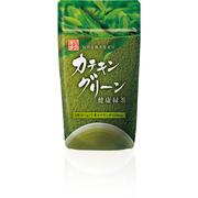 【10円基金対象】12ヶ月の食卓 カテキングリーン健康緑茶 お徳用 内容量:100g(100杯分)