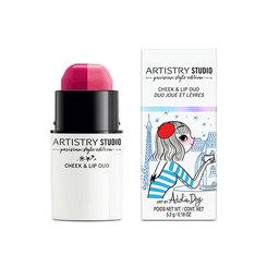 アーティストリー スタジオ バリジャン スタイル エディション チーク&リップ デュオ カラー:ポラリス ピンク